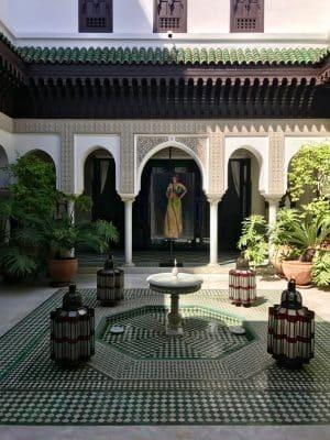 Hotel La Mamounia - Marrakech. Marrocos
