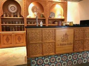 La Maison Arabe - Marrakech. Marrocos