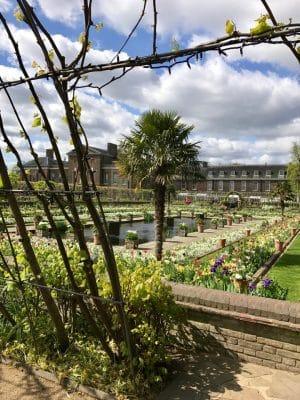 Londres - Kensington Gardens