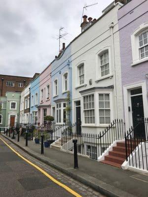 Chelsea, Londres - Bayswater Street