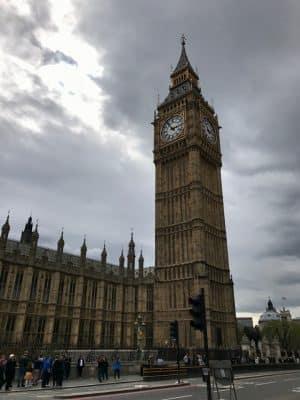 Londres - Westminster + Big Ben