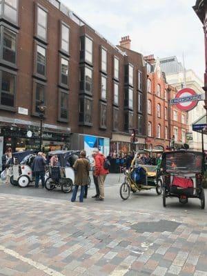 Londres - Covent Garden