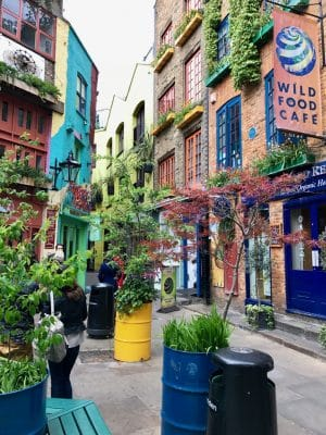 Covent Garden, Londres - Neal's Yard