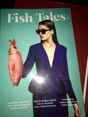 Mayfair, Londres - Sexy Fish