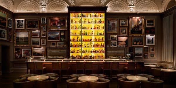 Onde Comer em Londres - Berners Tavern