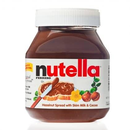 Nutella Café