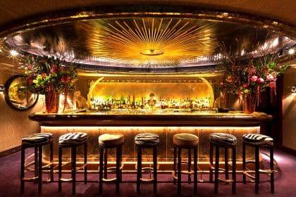 Bares e Baladas em Londres - Loulou's