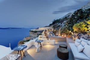 Mystique Hotel - Santorini, Grécia
