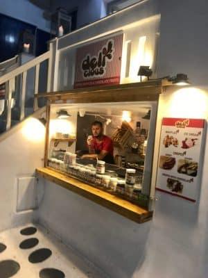 Casamento em Mykonos - Delicious