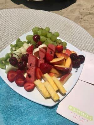 Casamento em Mykonos - Nammos
