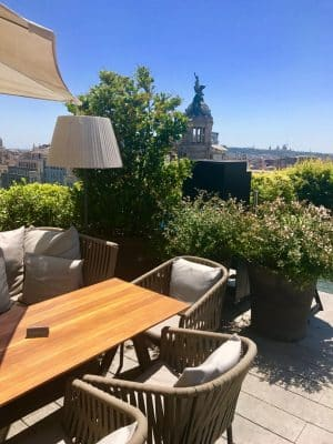 Barcelona em 36 Horas - Mandarin Oriental Hotel