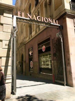 Barcelona em 36 Horas - El Nacional