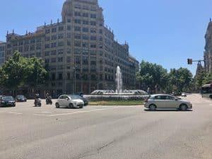 Barcelona em 36 Horas - Paseo de Gracia