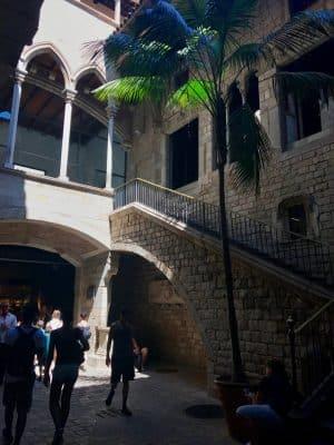 Barcelona em 36 Horas - El Born - Museu Picasso