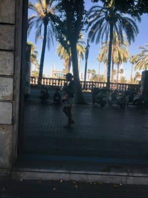 Barcelona em 36 Horas - Passeig Colom