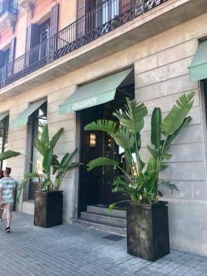 Barcelona em 36 Horas - Soho House - Cecconi's