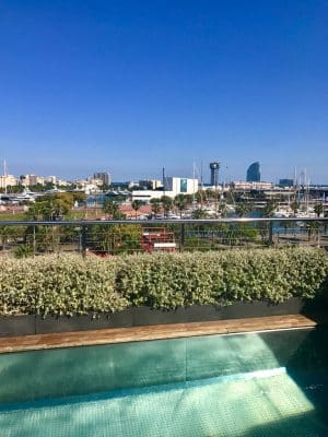 Barcelona em 36 Horas - The Serras Rooftop