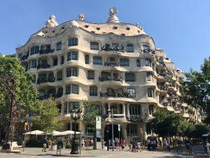 Barcelona em 36 Horas - La Pedrera