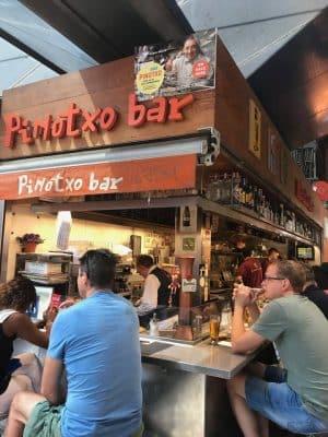 Barcelona em 36 Horas - Mercat de la Boqueria - Pinotxo Bar