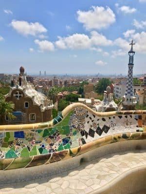 Barcelona em 36 Horas - Park Güell