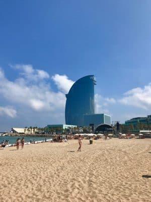 Barcelona em 36 Horas - Barceloneta