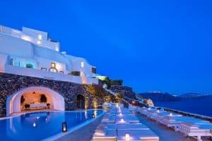 Canaves Oia Suites - Santorini, Grécia
