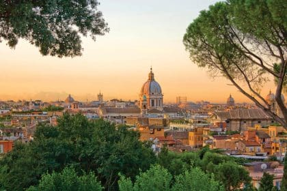 Janiculum Hill - Roma