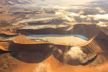 Parque Namib-Naukluft - Namíbia, África