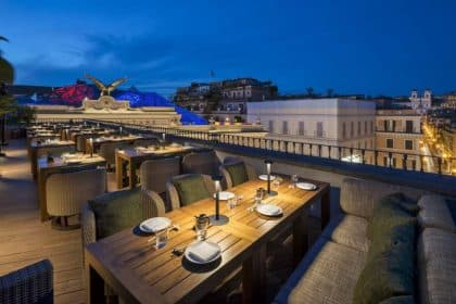 Zuma Rooftop Terrace - Roma