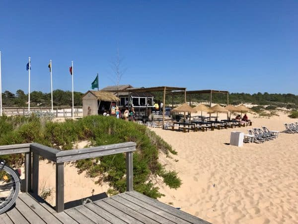 Sal Café - Praia do Pego - Comporta, Portugal