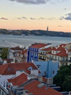 Sunset - Bairro Alto Hotel - Lisboa
