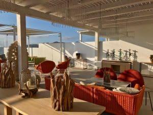 Mykonos em Julho - Myconian Naia Hotel
