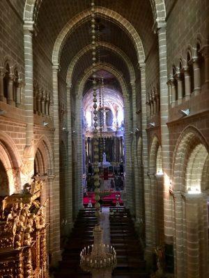 Sé Catedral - Évora - Alentejo, Portugal