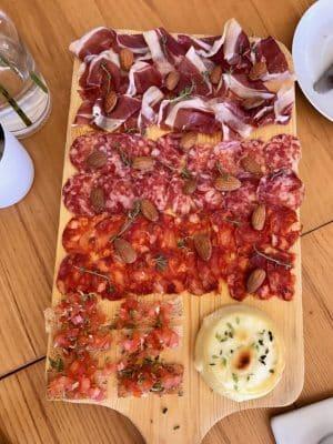 Restaurante Herdade da Malhadinha Nova - Alentejo, Portugal