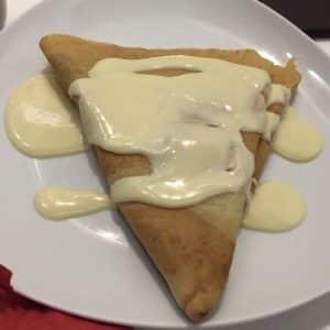 Mykonos em Julho - Restaurante Yummy