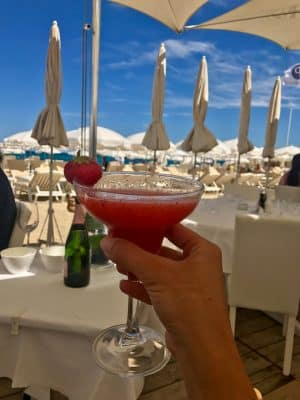 St Tropez - Les Palmiers