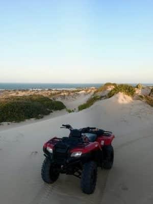Dunas em Guajiru, Trairi, Ceará