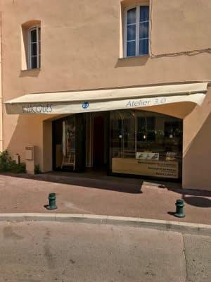 ompras em St Tropez - K Jacques