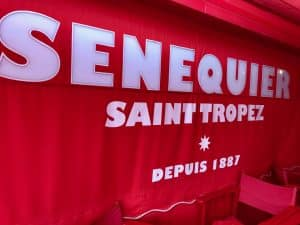 St Tropez - Senequier