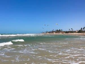Praia de Guajiru, Trairi, Ceará