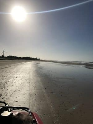 Praia de Flexeiras, Trairi, Ceará