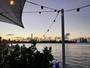 Onde Comer em Miami - Lido Grill at The Standard Hotel